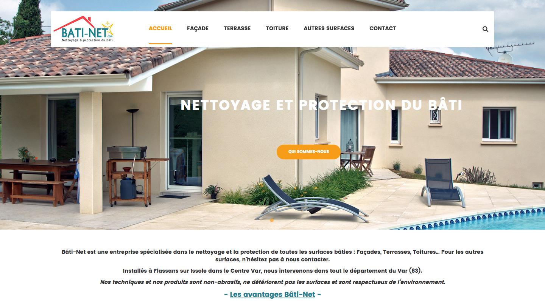 Site vitrine Bati-Net.com