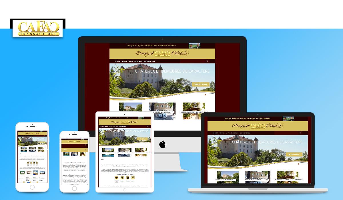 Site Ecommerce Trians.com